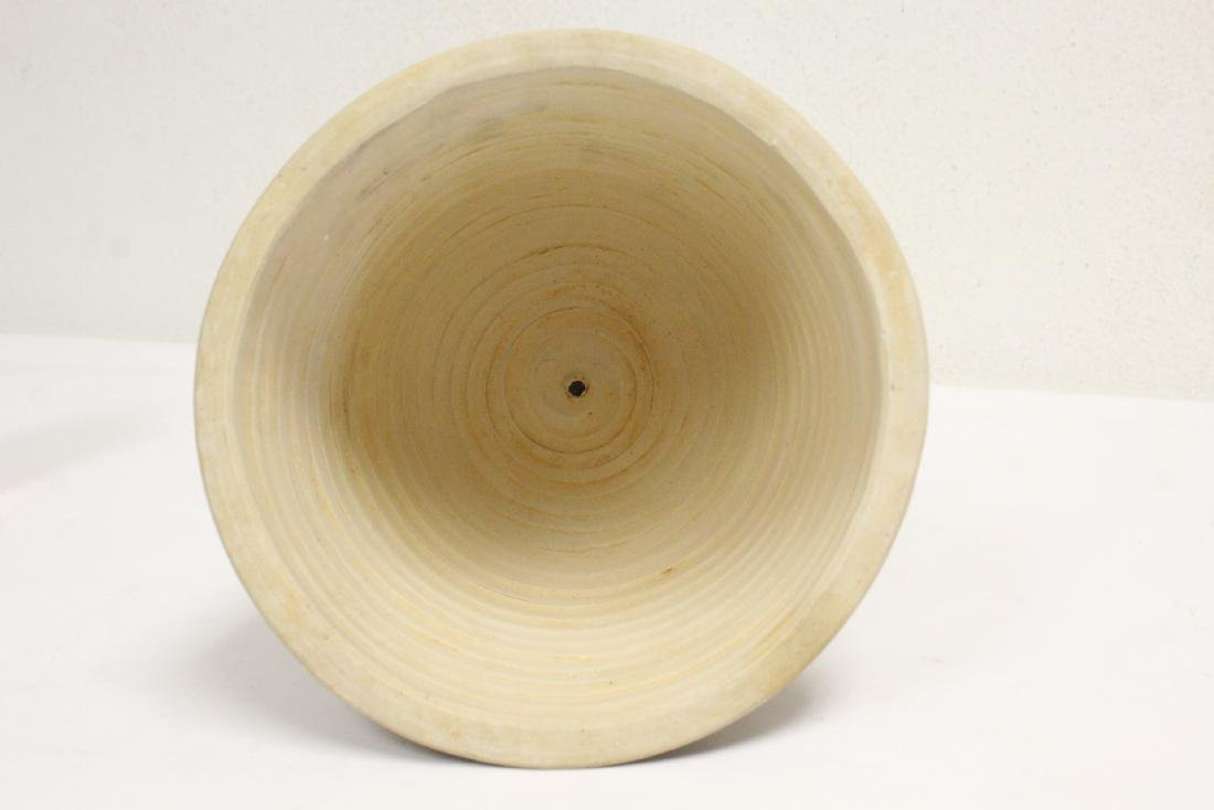 Song style pottery bell - 10