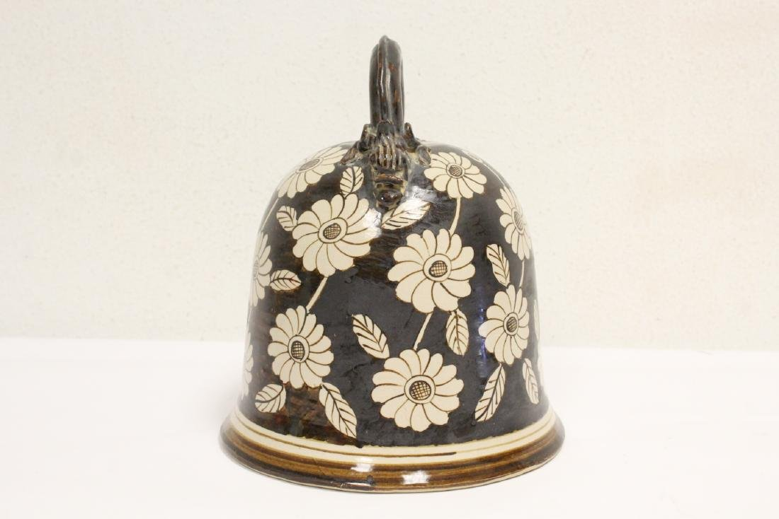 Song style pottery bell - 2
