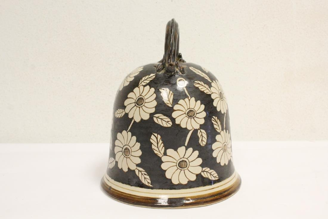 Song style pottery bell - 4