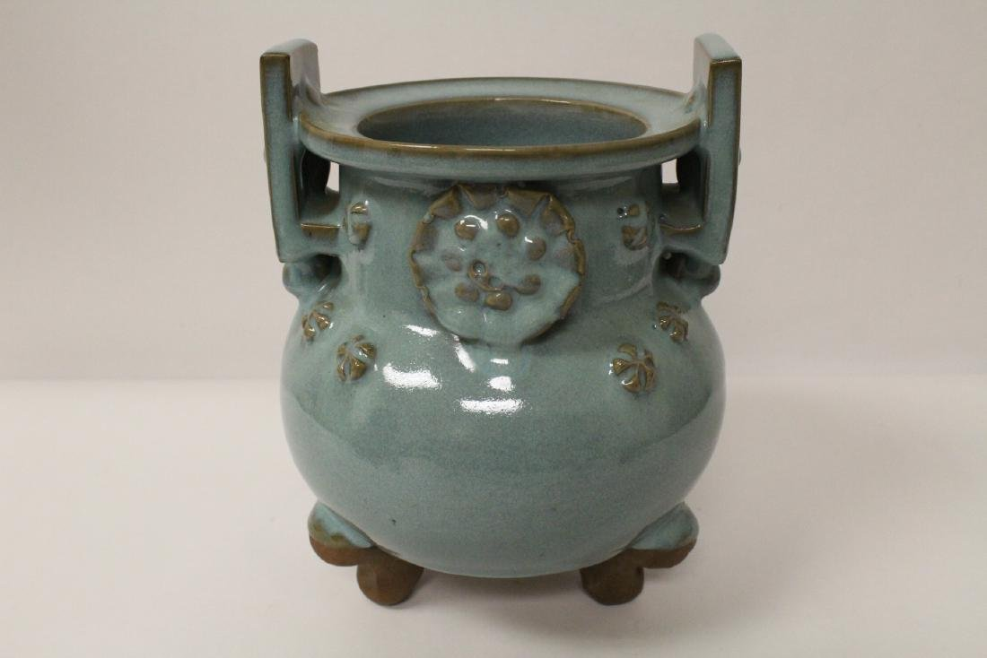 Chinese Song style censer - 7
