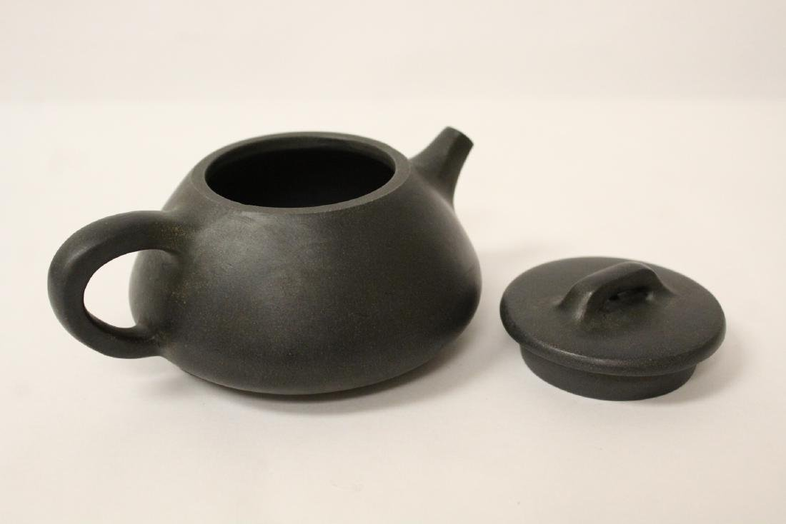 Chinese Yixing teapot - 5