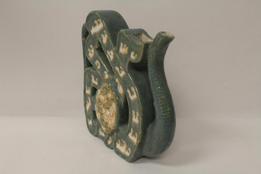 Chinese vintage teapot - 5