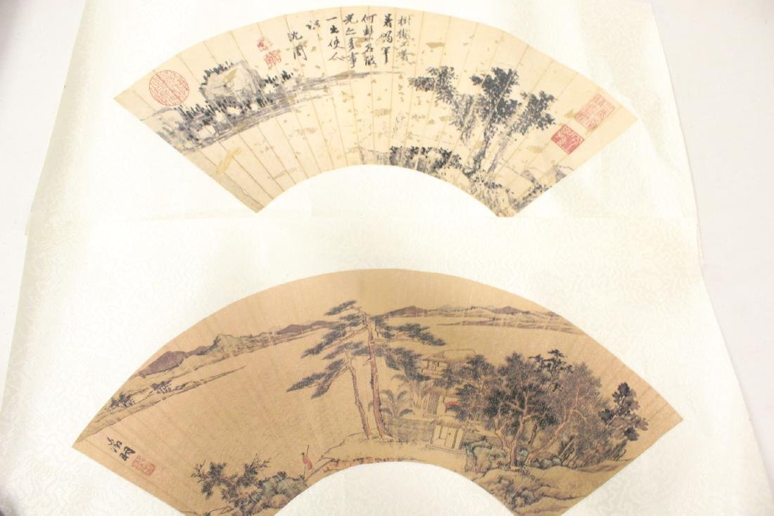 Lot of Chinese print scrolls and panels - 8