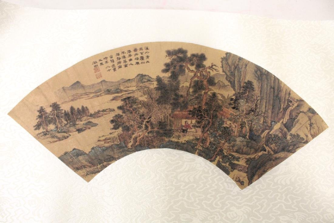 Lot of Chinese print scrolls and panels - 9