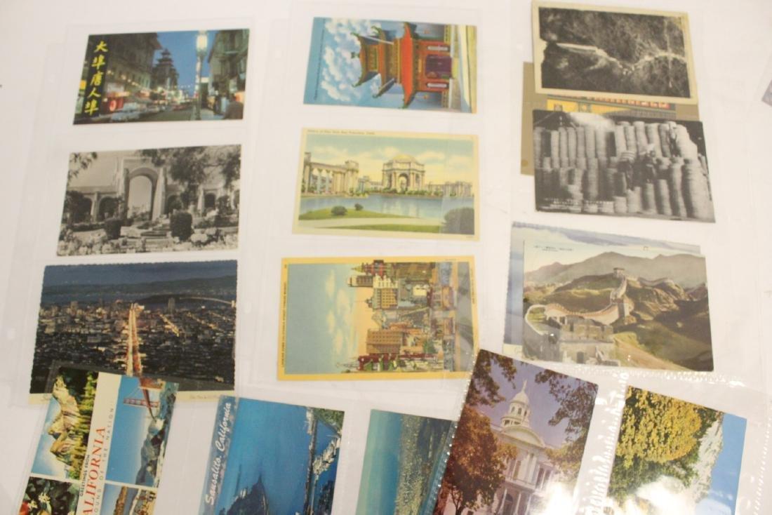 Lot of vintage postcards, mostly Asia - 10
