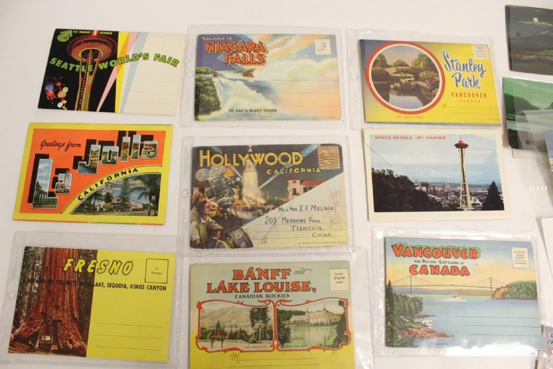 Lot of vintage postcards, mostly Asia - 2