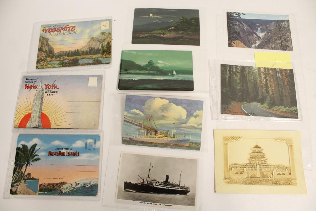 Lot of vintage postcards, mostly Asia - 3