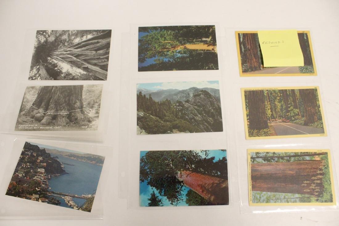 Lot of vintage postcards, mostly Asia - 4