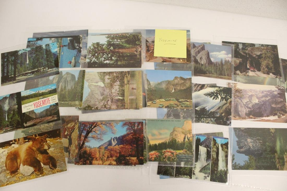 Lot of vintage postcards, mostly Asia - 5