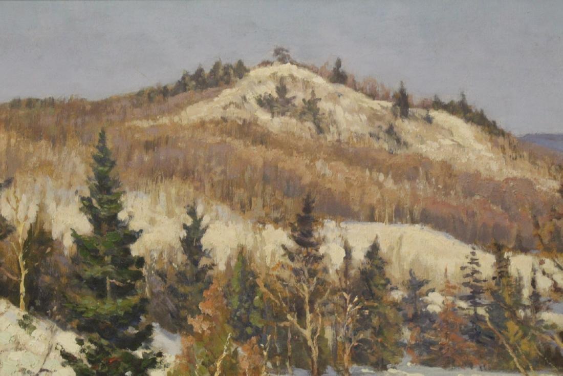 Oil on panel by Joseph Giunta - 10