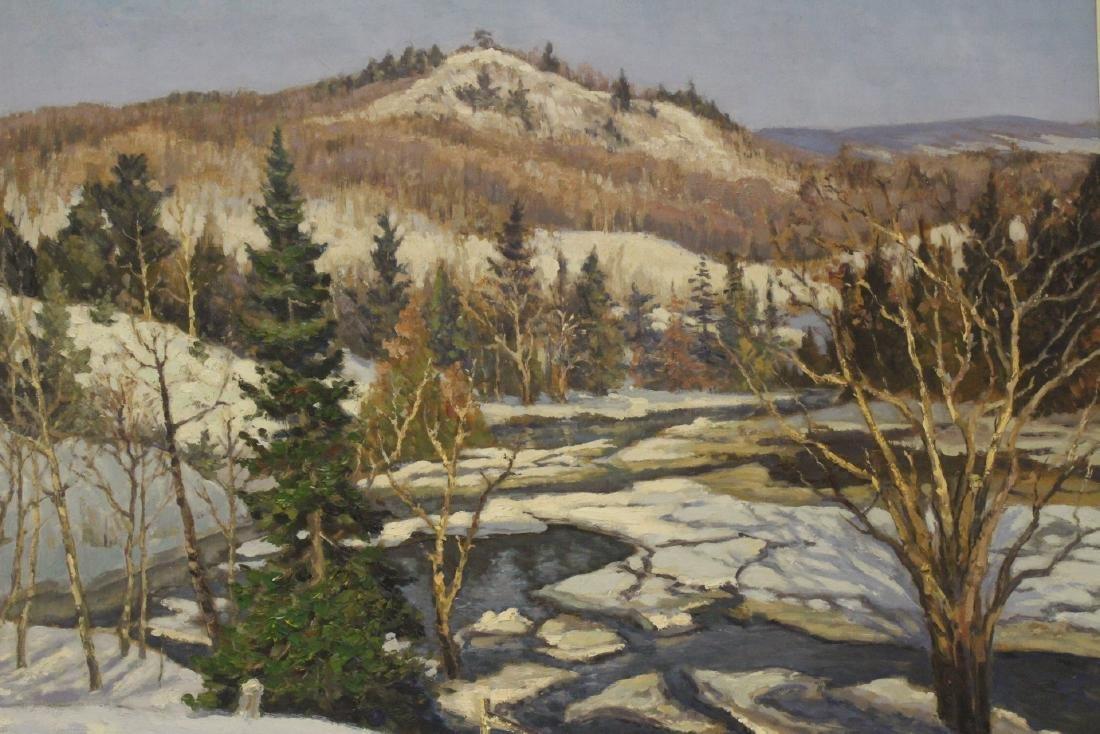 Oil on panel by Joseph Giunta - 3