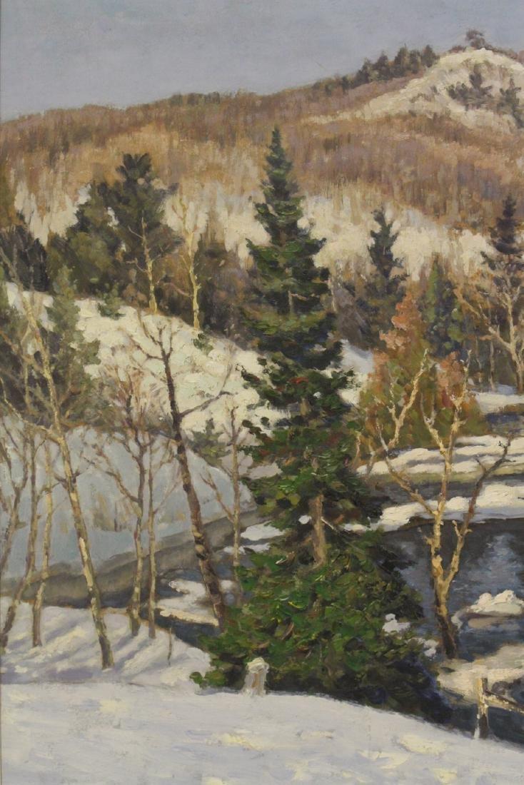 Oil on panel by Joseph Giunta - 4