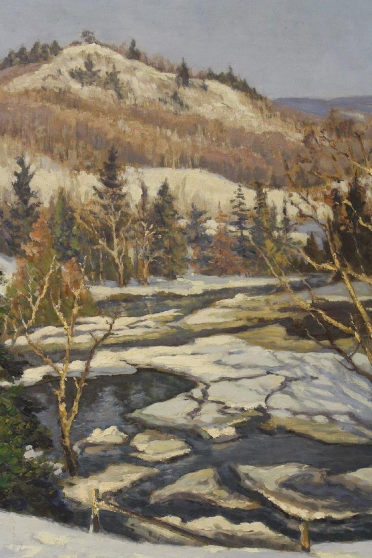 Oil on panel by Joseph Giunta - 5