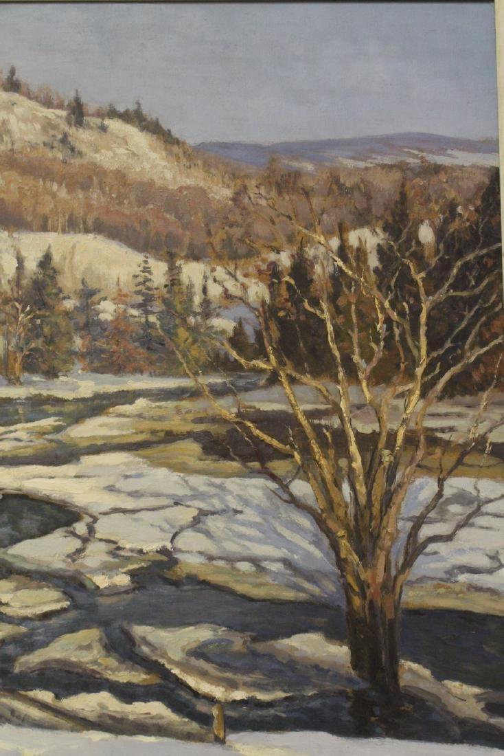 Oil on panel by Joseph Giunta - 6