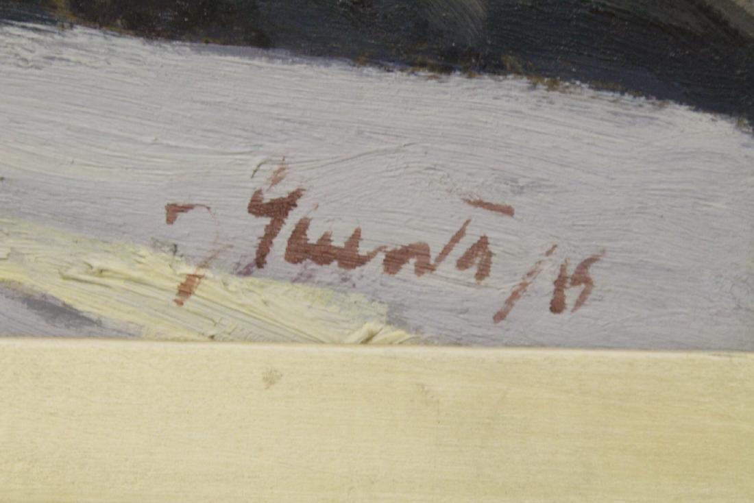 Oil on panel by Joseph Giunta - 7