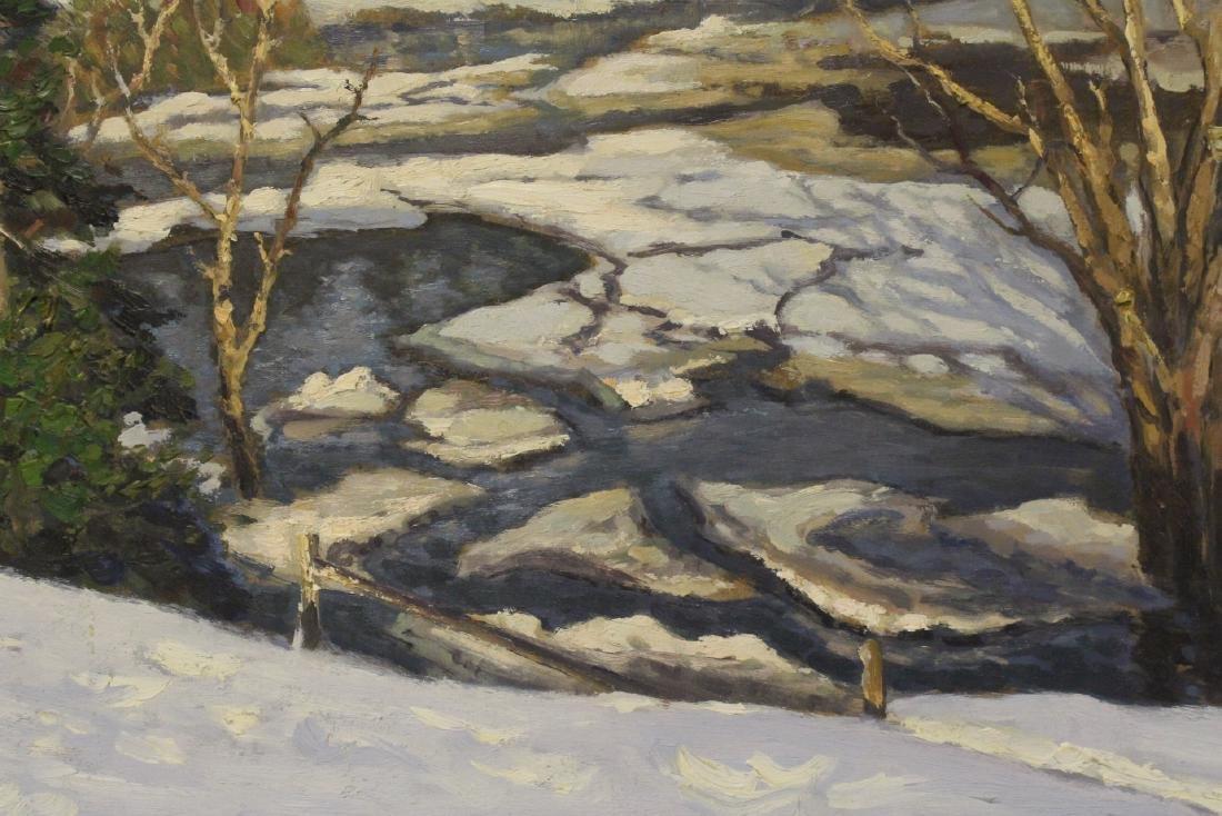 Oil on panel by Joseph Giunta - 9