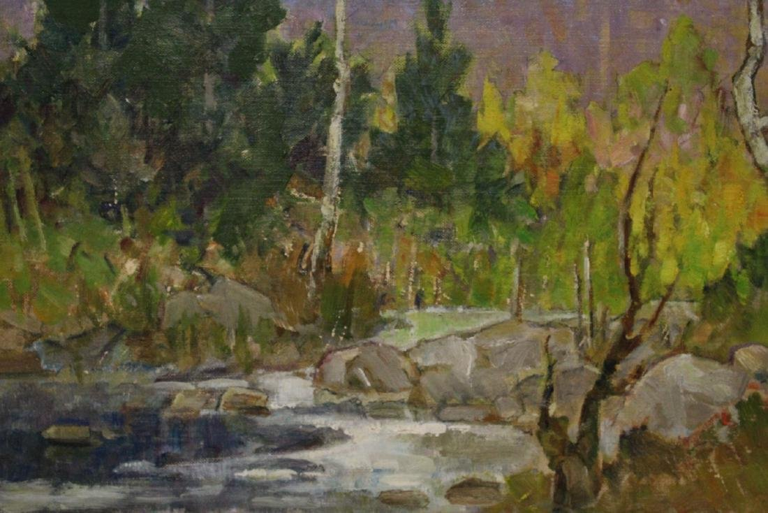Oil on panel by Hal Ross Perrigard - 3
