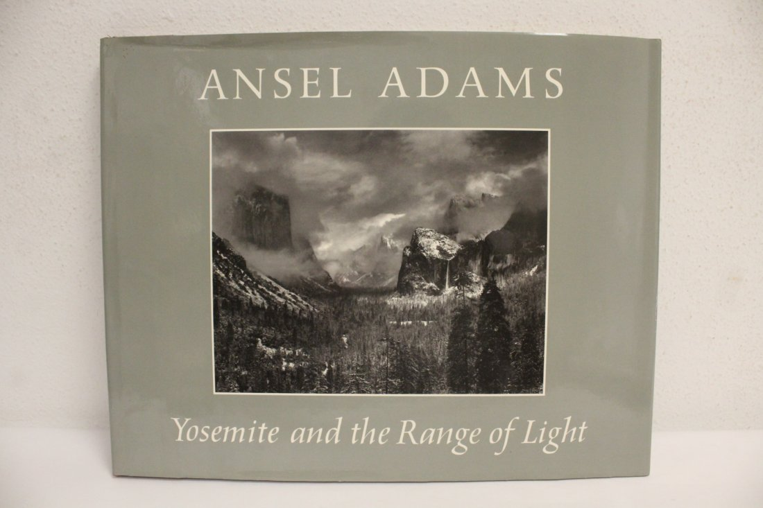 Two books by Ansel Adams - 2