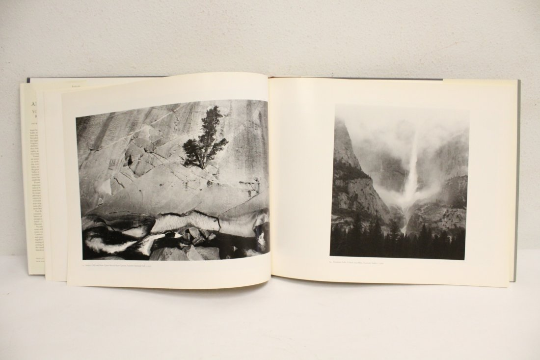 Two books by Ansel Adams - 5