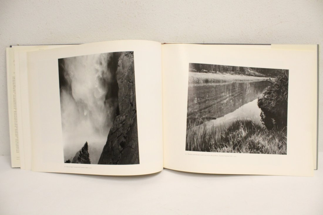 Two books by Ansel Adams - 6