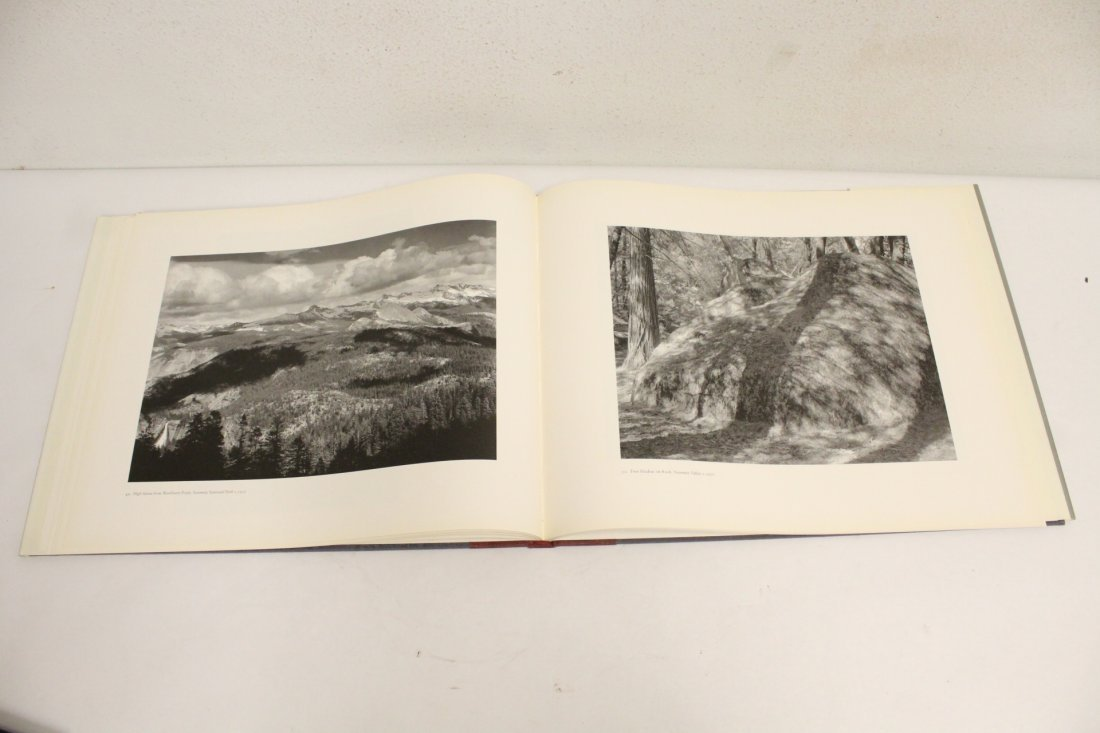 Two books by Ansel Adams - 7