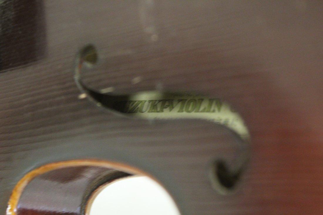 Violin by Suzuki - 10