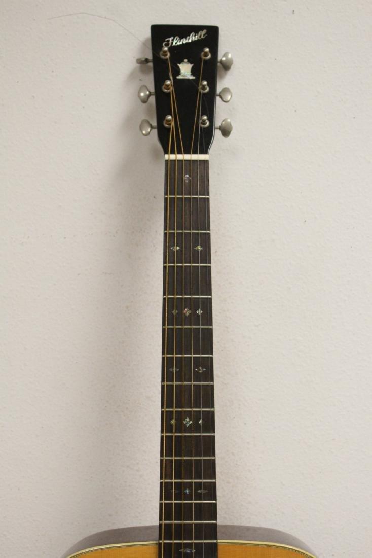 Acoustic guitar - 4