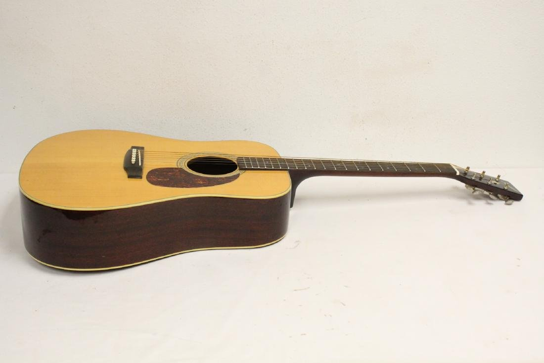 Acoustic guitar - 7