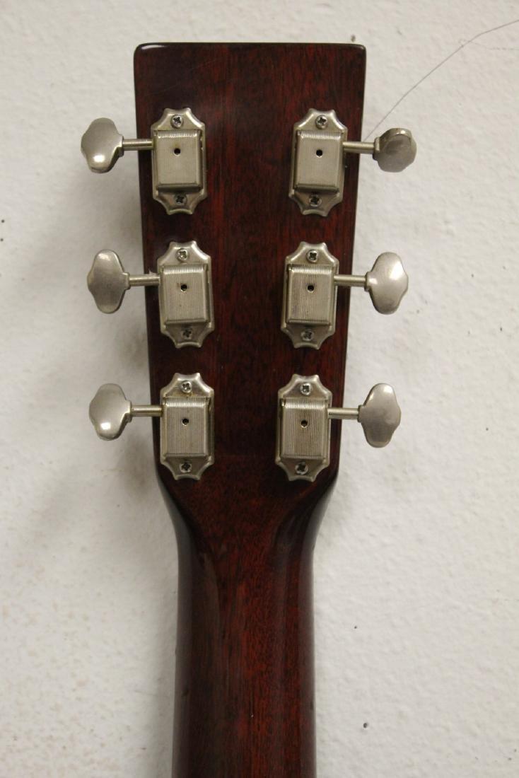 Acoustic guitar - 9