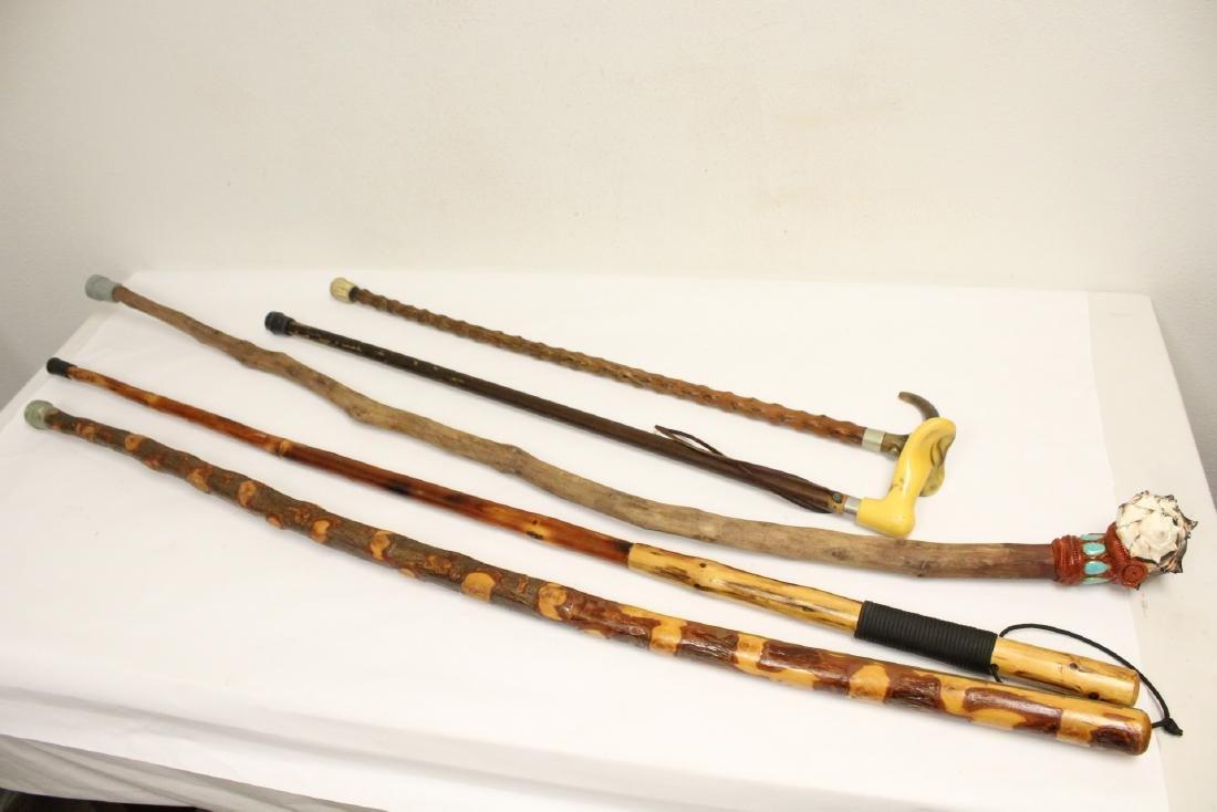 5 canes