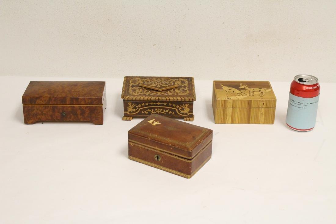 4 boxes