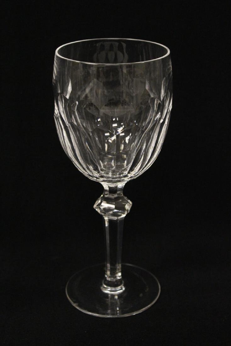 Set of 24 Waterford crystal goblet set - 3