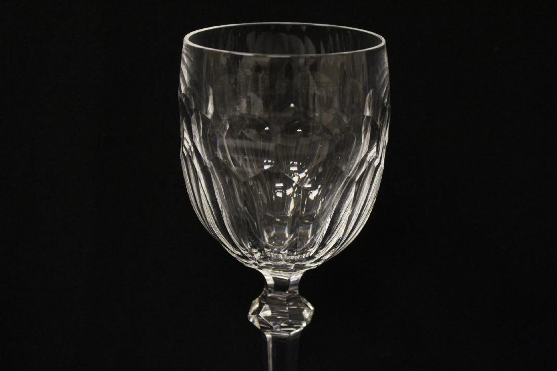 Set of 24 Waterford crystal goblet set - 4