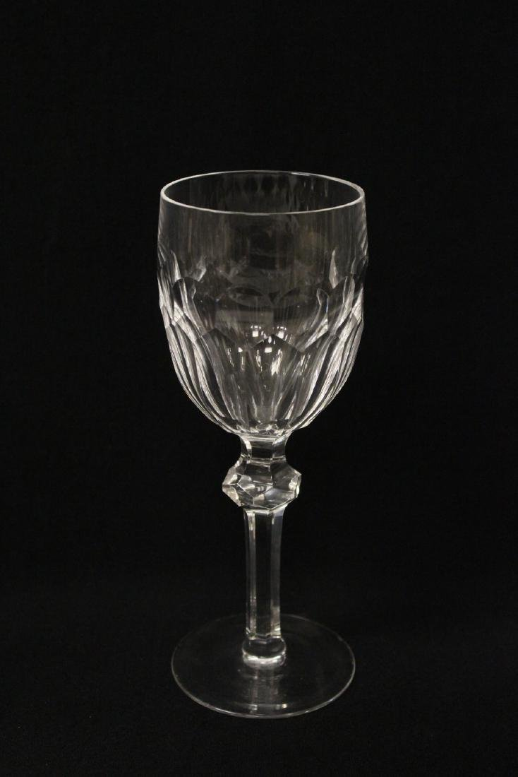 Set of 24 Waterford crystal goblet set - 7