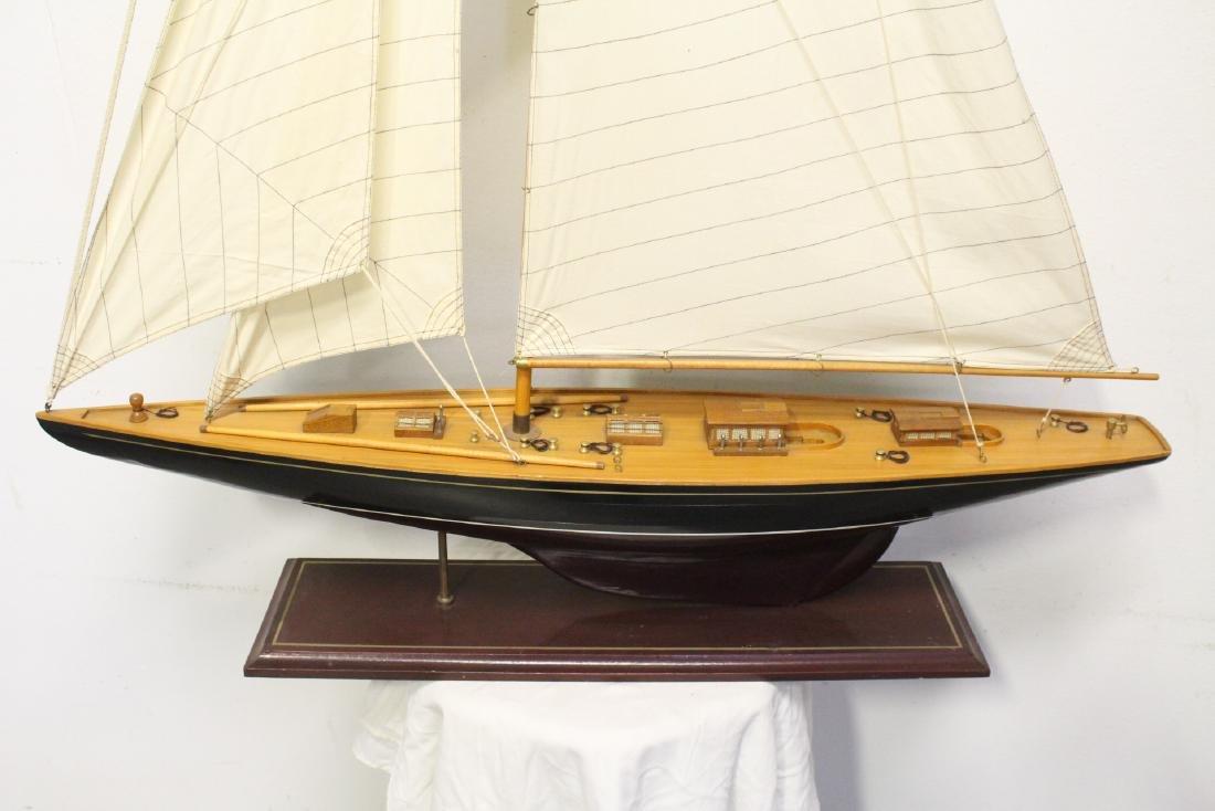 A large ship model - 10