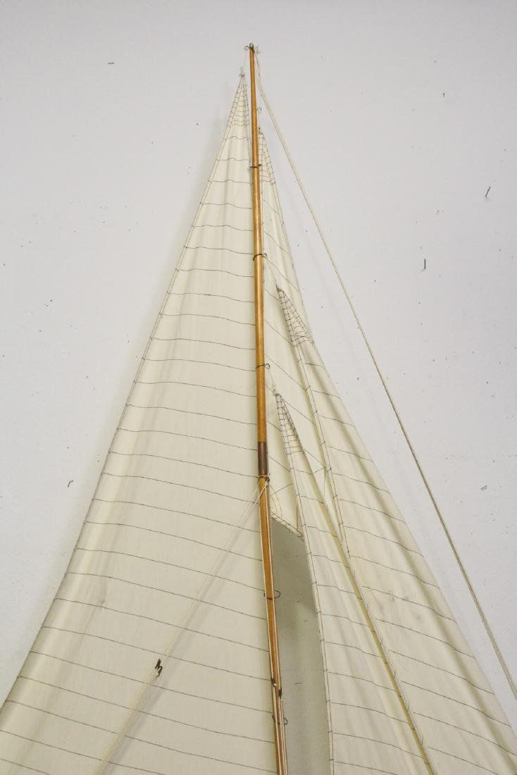 A large ship model - 3