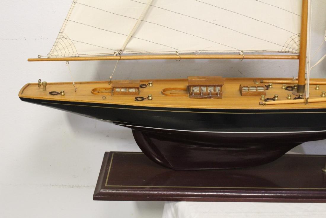 A large ship model - 4