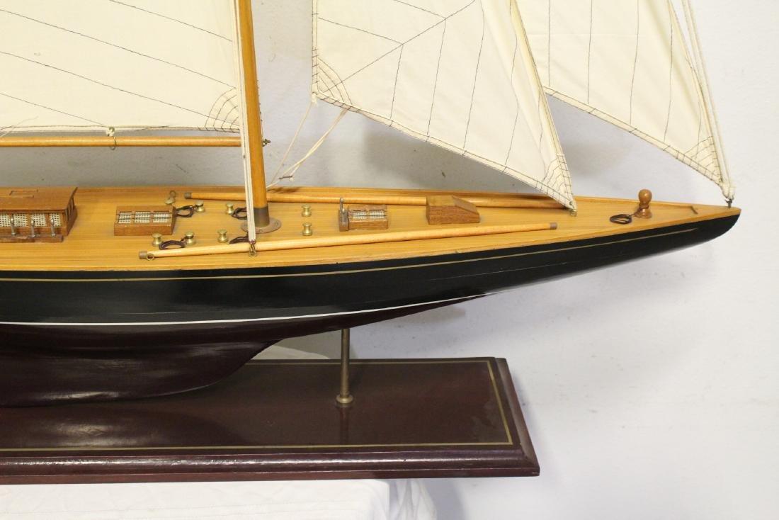 A large ship model - 5