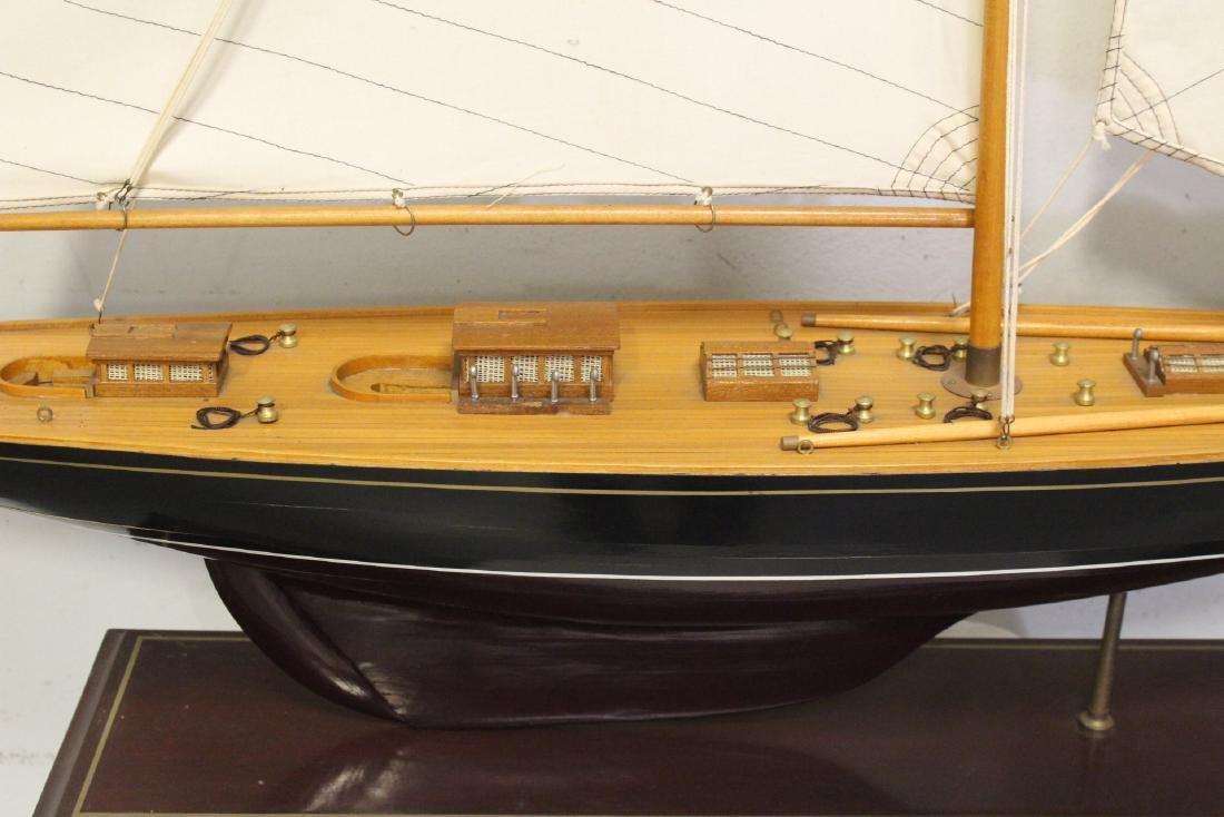 A large ship model - 6