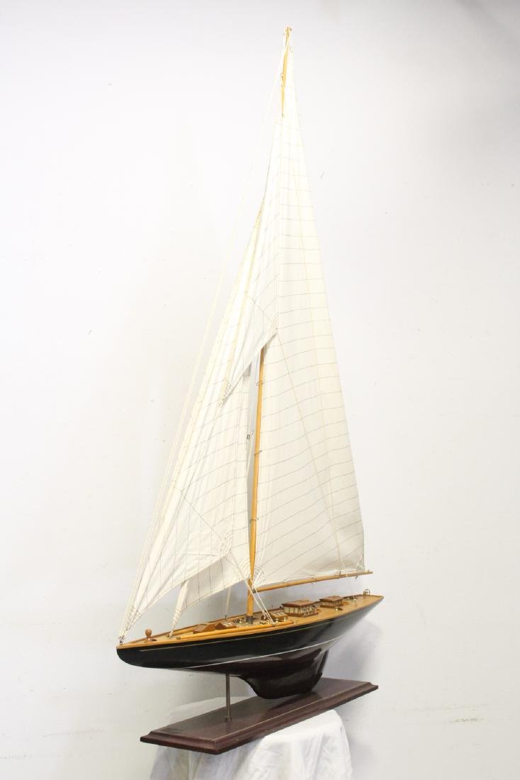 A large ship model - 8
