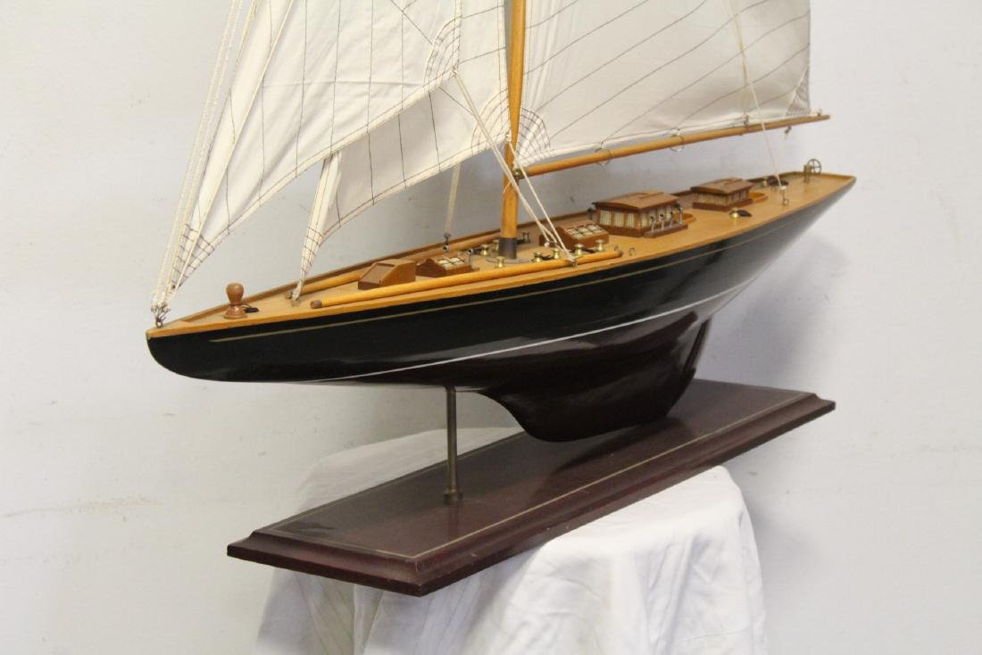A large ship model - 9