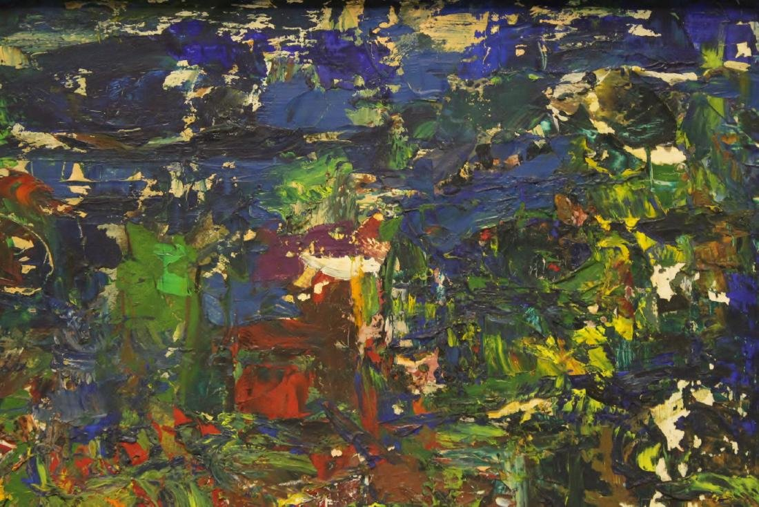 Oil on board by American artist Roberta Kessler - 5