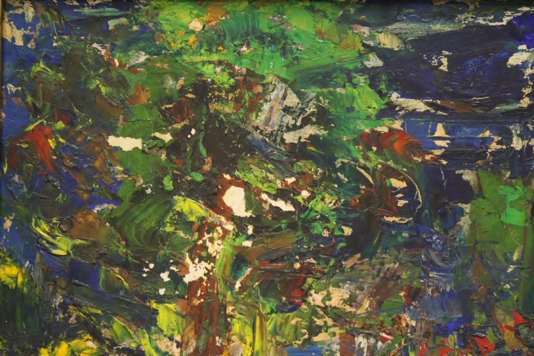 Oil on board by American artist Roberta Kessler - 6