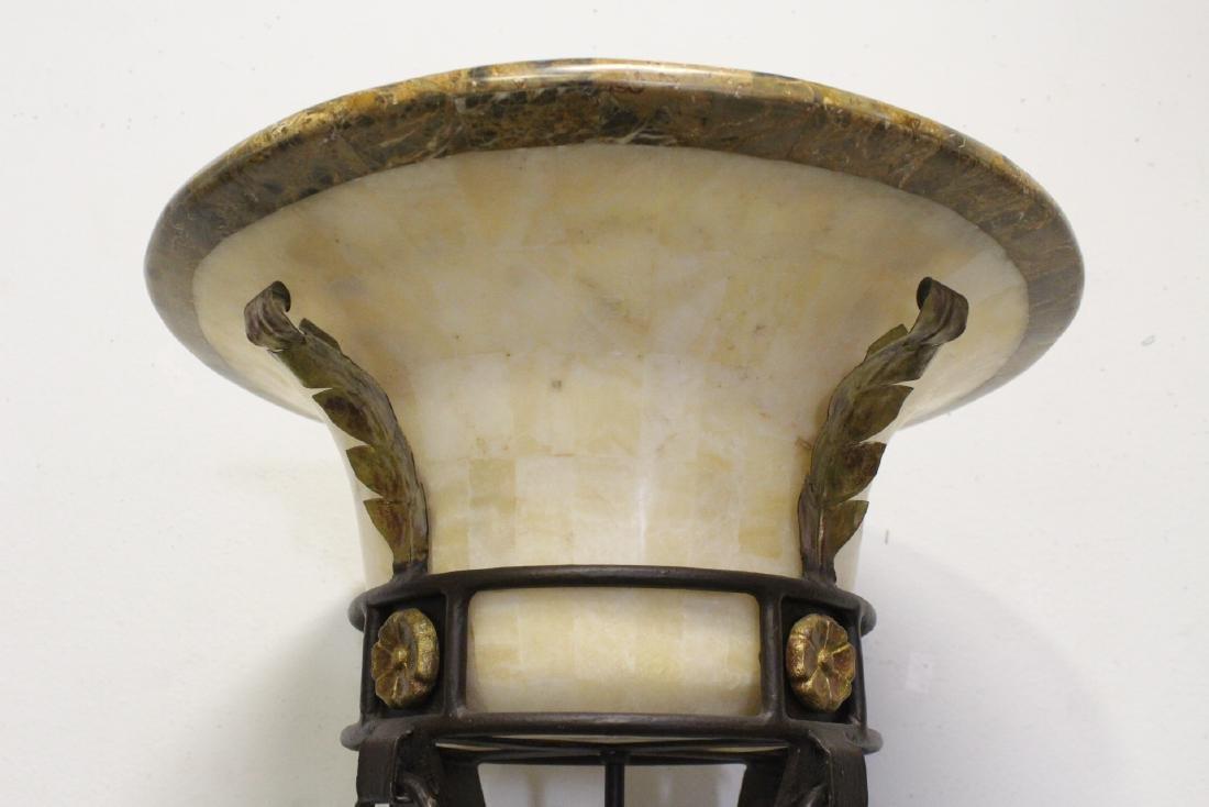 A fancy modern floor lamp - 10