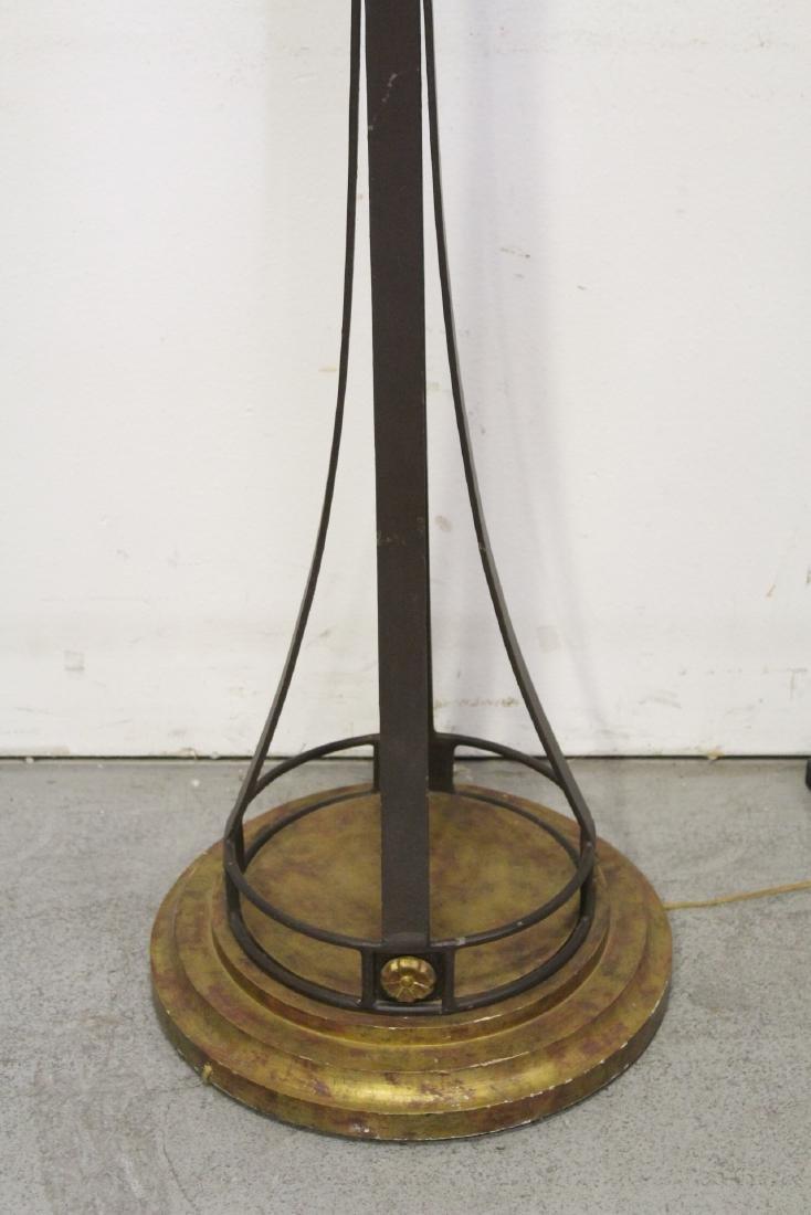 A fancy modern floor lamp - 2