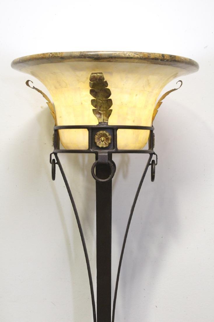 A fancy modern floor lamp - 3
