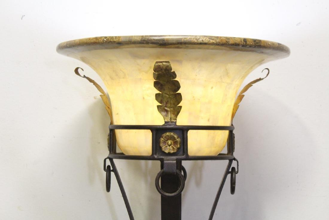 A fancy modern floor lamp - 4