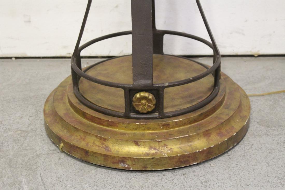 A fancy modern floor lamp - 5