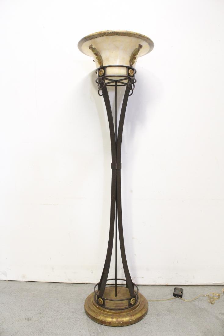 A fancy modern floor lamp - 7