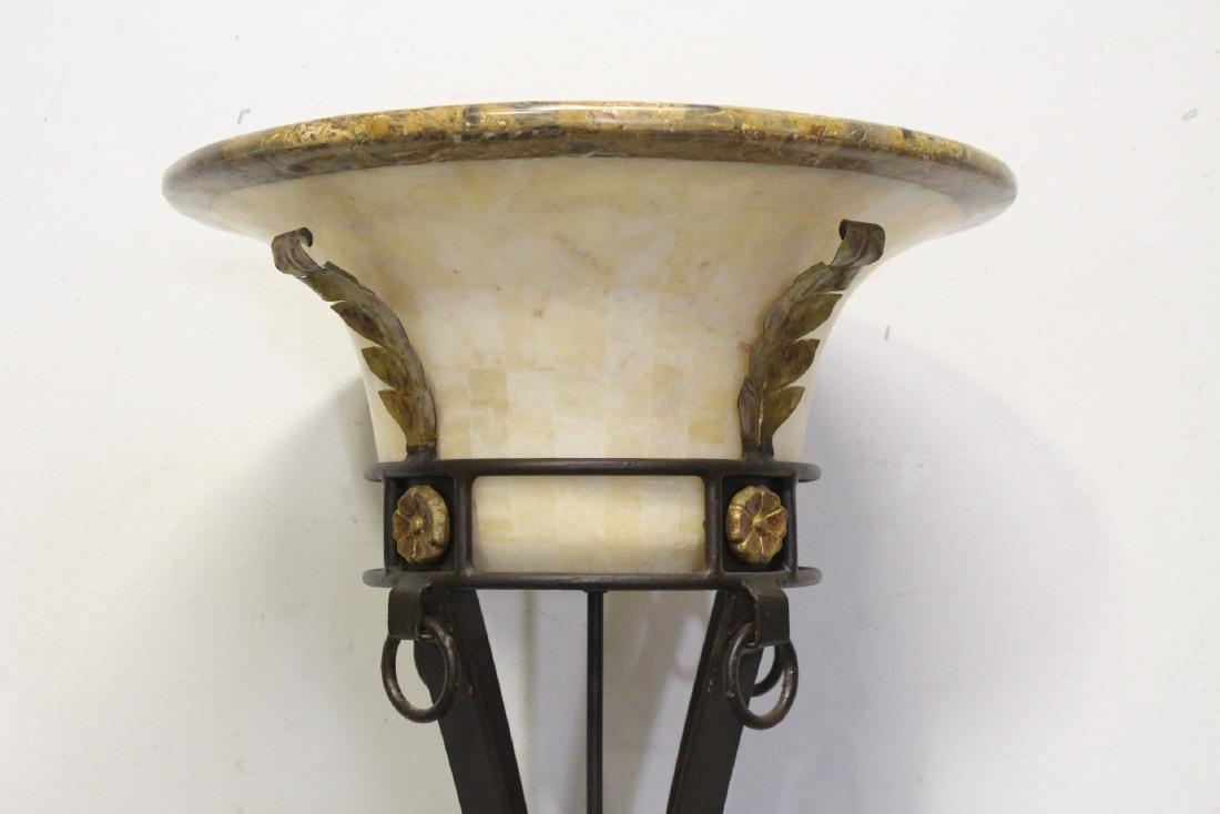 A fancy modern floor lamp - 9